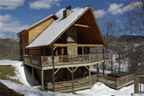 valle crucis log cabin rentals sugar grove nc blue