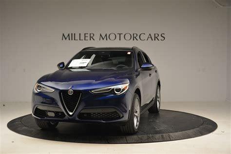 Alfa Romeo Dealers Near Me by New 2018 Alfa Romeo Stelvio Ti Sport Q4 Greenwich Ct
