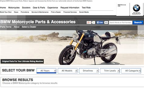 Motorrad Parts Usa by Bmw Motorcycles Website Hobbiesxstyle