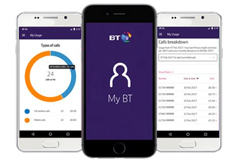bt mobile smartphones your bt products from your phone with these free