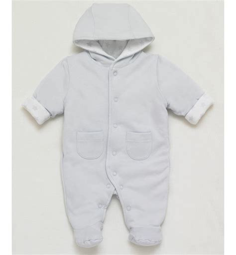 mothercare my hooded pram suit suits and prams