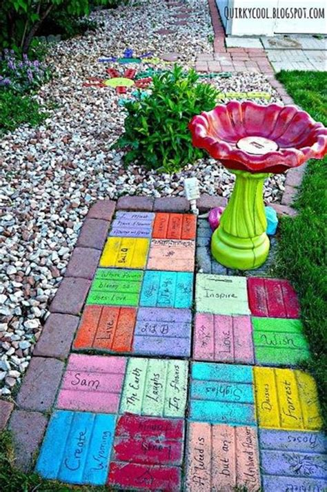 Garden And Craft Ideas Simple Diy Garden Ideas Diy Craft Projects
