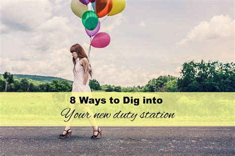 8 Ways To Make It Through The New Year by 8 Ways To Dig Into Your New Duty Station Kristine Speaks