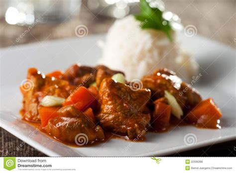 curry payment plan chicken curry royalty free stock photos image 22336288