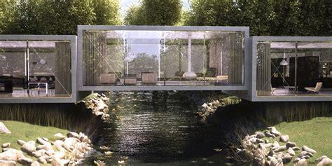 bridge house bridge house by objecktcreative
