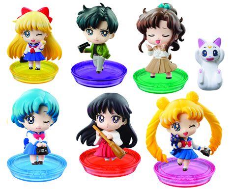 Sailor Moon Figure Sailormoon Tanpa Box previewsworld sailor moon ps petit chara land ser 03 box