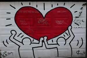 Prairie Home Designs Graffiti Hearts Love Viewing Gallery