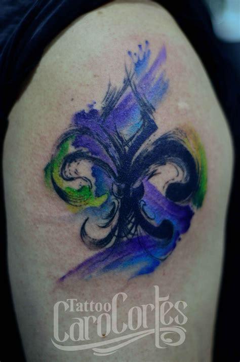 flor de lis tattoo fleur de lis flor de lis caro cortes