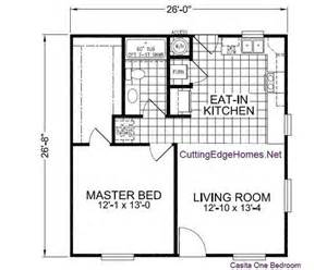 floor plans for a small house small house floor plan 26x26 living small