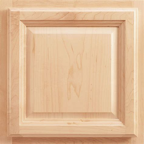 maple kitchen cabinet doors american woodmark 13x12 7 8 in portland maple cabinet