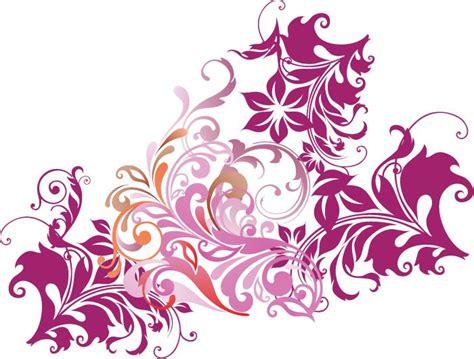 design art free flower vector art clipart best