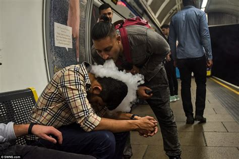 london by tube over london s revellers welcomed the first ever night tube daily mail online