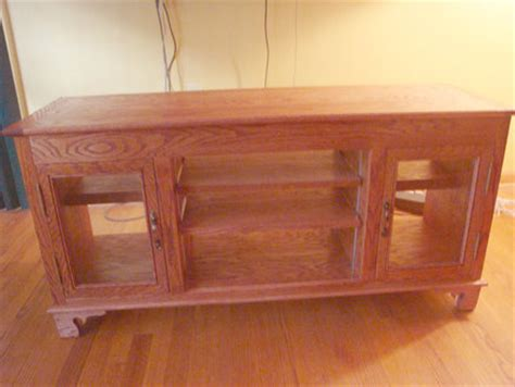 Woodworking Plans Tv Stand How To Build An Easy Diy