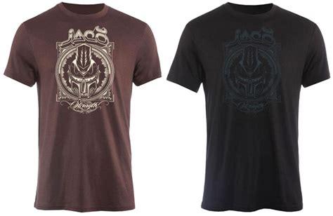 Tshirt Jaco Kanji Abu jaco t shirt collection