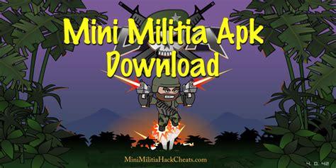mini militia doodle army 2 cheats mini militia 4 0 42 apk for android doodle army 2