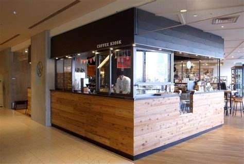 coffee shop kiosk design be a good neighbor coffee kiosk landscape products