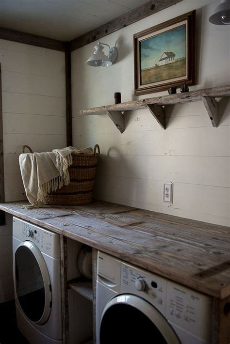 Rustic Laundry Room Decor 10 Most Awesome Laundry Room With Rustic Touches Home Design And Interior