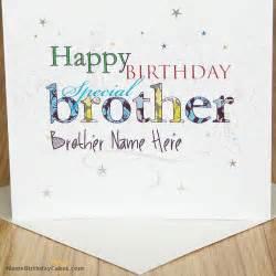 Write Happy Birthday Card Best 25 Happy Birthday For Brother Ideas On Pinterest