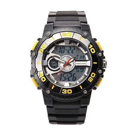 Jam Tangan Fortuner Ad 1508 jual fortuner fr j913 ad jam tangan pria kuning
