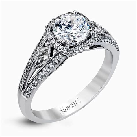 new rings images designer engagement rings and custom bridal sets simon g