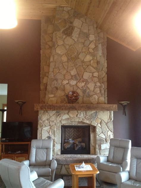 houzz living rooms with fireplaces fireplaces