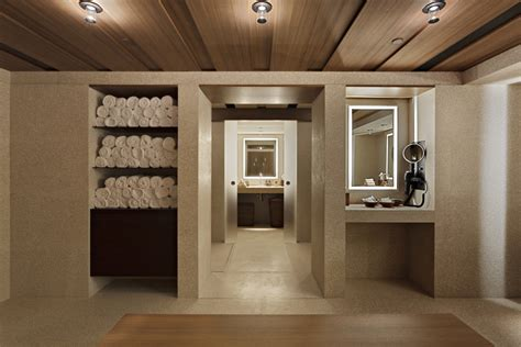 The Chagne Room by Sir David Chipperfield Designs Spa For Cafe Royal Hotel