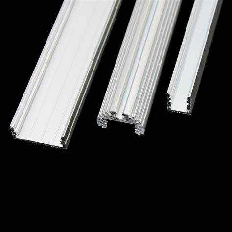 Led Light Channel by Environmentallights Adds Klus Aluminum Channel Line For Led Light Installations