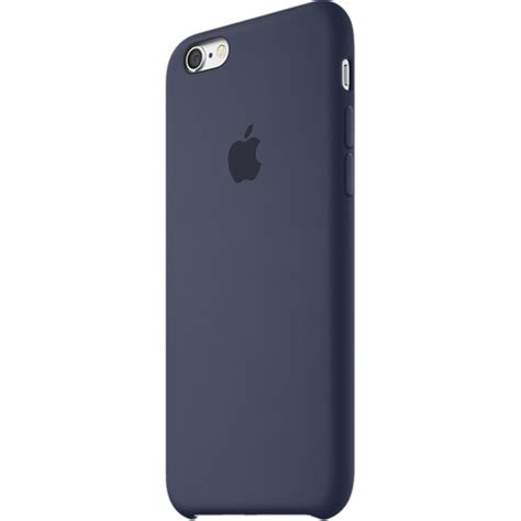 Silicone Iphone 6 Midnight Blue apple iphone 6 6s silicone midnight blue mky22zm a b h