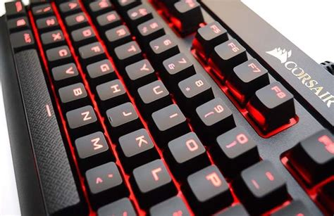 Helly Keyboard To Grab Your Attention by Corsair Gaming K63 Mechanical Keyboard Review Eteknix
