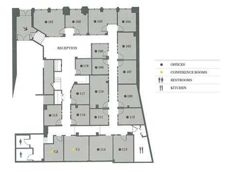 facility layout en español business center montreal st gabriel 187 business center
