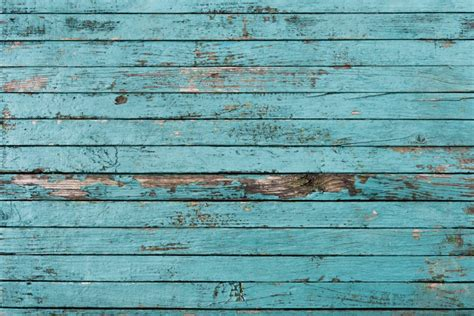 painted blue boards custom wallpaper
