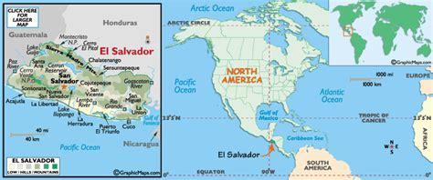 where is el salvador on a world map elsalvadorbailey 1 location