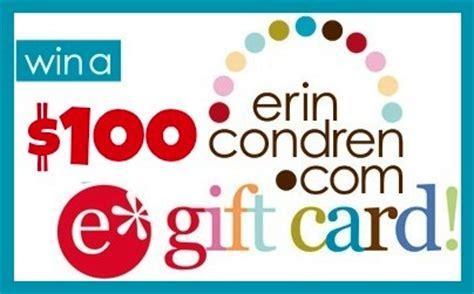 Erin Condren Giveaway - erin condren 100 gift card giveaway open world wide