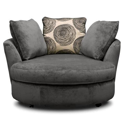 cuddler swivel sofa chair swivel sofa chairs doss iva fabric microfiber living room