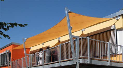 Befestigung Sonnensegel Balkon by Sonnensegel F 252 R Ihren Balkon Sitrag Sonnensegel