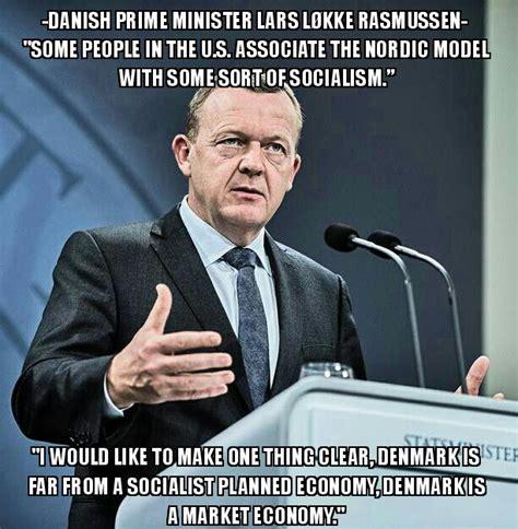 Denmark Meme - danish prime minister lars l 248 kke rasmussen quot some people