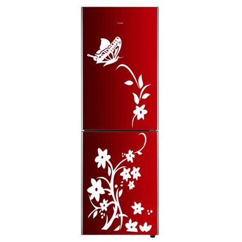 decorative decals for home gsfy wholesale morden butterfly flower wall stickers home