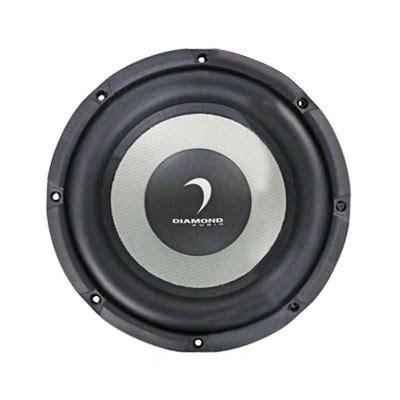Subwoofer Dvc Momentum Dmd 10 audio d series 10 inch subwoofer dmd102 sk customs car audio home theater