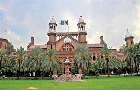 lahore high court rawalpindi bench lhc orders to make model town report public in 30 days