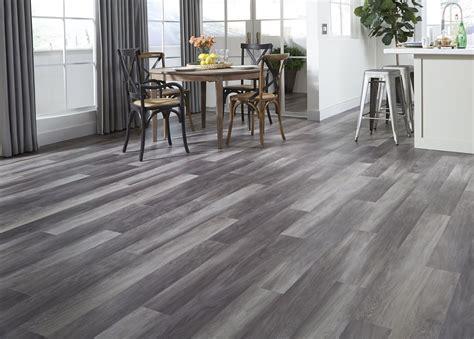 Stormy Gray Oak   a waterproof luxury vinyl plank