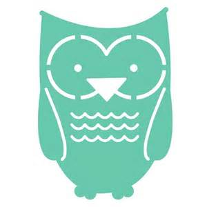 Owl Template by Owl Template From Kaisercraft