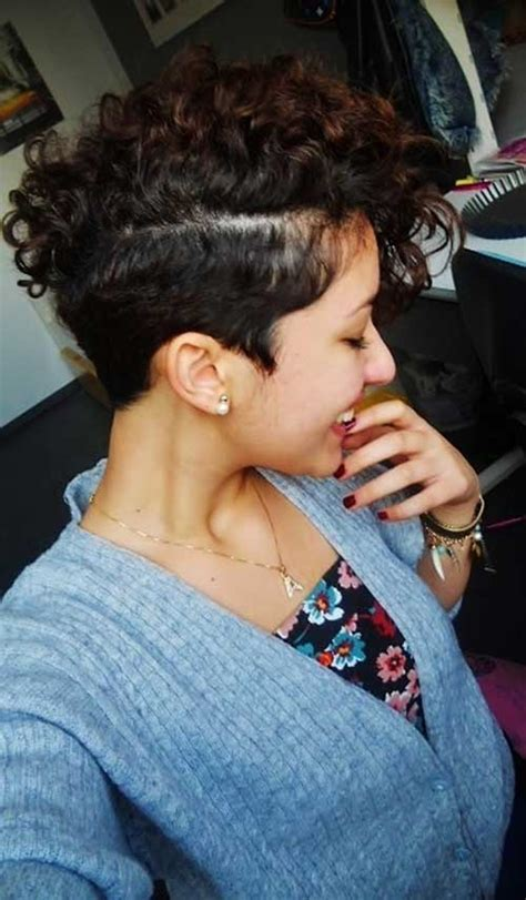 Curly Mohawk Hairstyles by 20 Naturally Curly Hairstyles Hairstyles