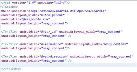 layoutinflater ejemplo el blog del ti3r construir vistas de android por c 243 digo