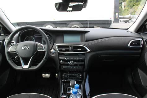infiniti qx30 interior 2017 infiniti qx30 review autoguide com news