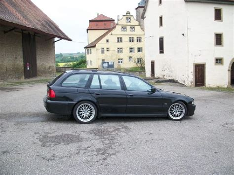 E39 Tieferlegen Mit Federn by E39 540ia Touring 5er Bmw E39 Quot Touring Quot Tuning