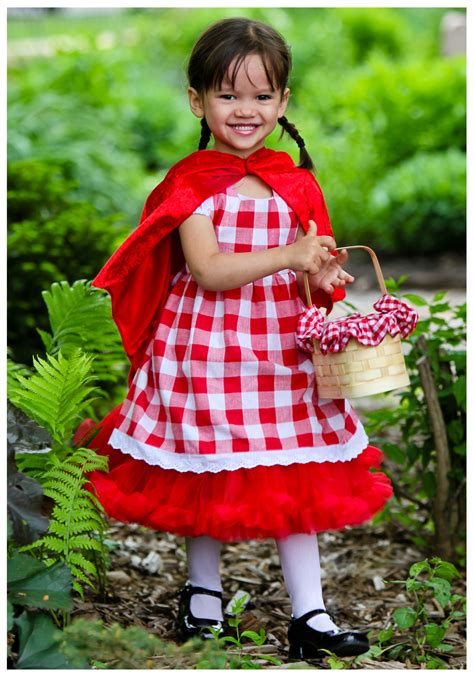little red riding hood costumes adult kids red riding toddler red riding hood tutu costume