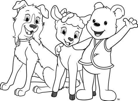 Awana Cubbies Coloring Pages cubbies awana