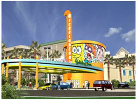 nickelodeon family suites orlando florida