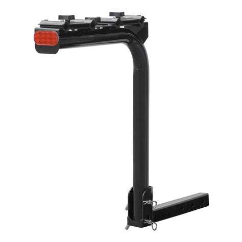 rack for hitch receiver curt 18019 2 inch receiver hitch folding 4 bike rack ebay