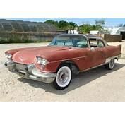 Very Rare 1957 Cadillac Eldorado Brougham